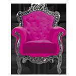 logo-fauteuil-rose-tapissier-decorateur-claire-de-redon-montauban