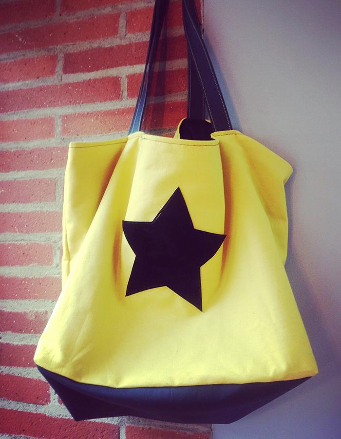sac-cabas-tissu-toile-jaune-claire-de-redon-tapissier-decorateur-montauban