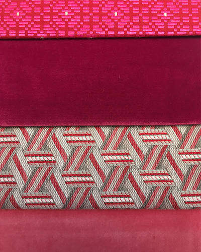 tissu-lelievre-velours-rose-claire-de-redon-tapissier-decorateur-montauban